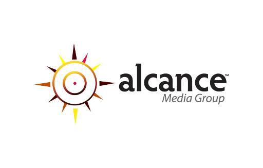 Alcance Media Group logo light