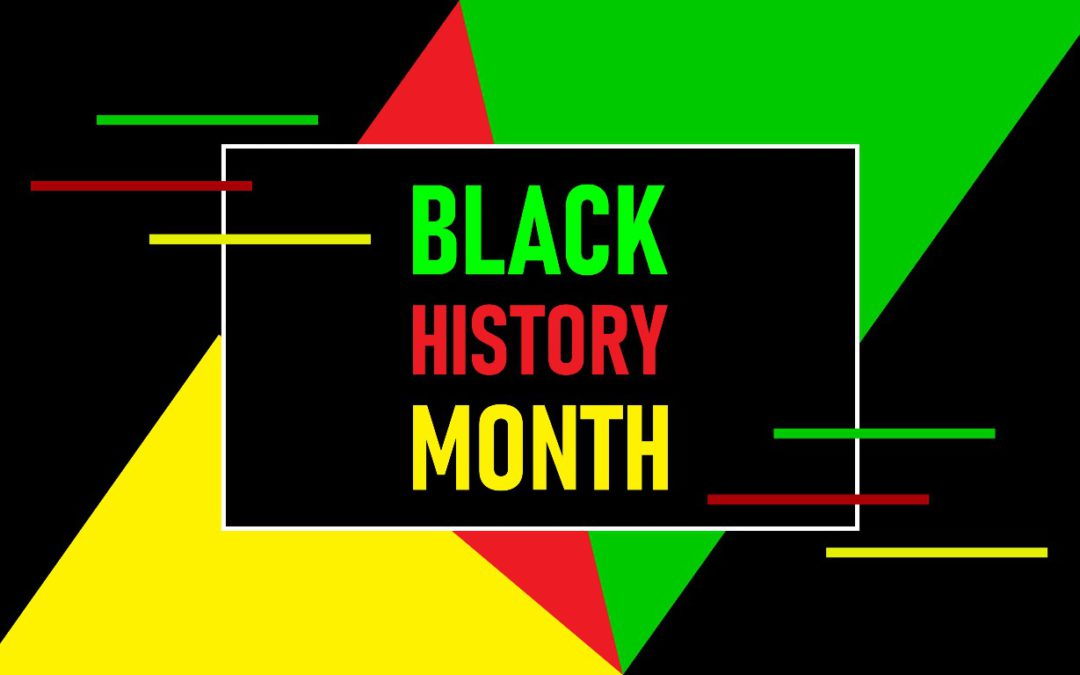 Black History Month multicolor Diversity Marketing